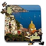 Danita Delimont - Italy - Amalfi coast, hillside of Positano, Campania, Italy - EU16 BJN0038 - Brian Jannsen - 10x10 Inch Puzzle (pzl_137536_2)