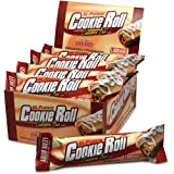 Labrada Nutrition Lean Body Cookie Roll Meal Replacement Bar, Cinnamon Bun, 2.82-Ounce Bars (Pack Of 12)