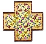 MindWare CrissCross: Flowers