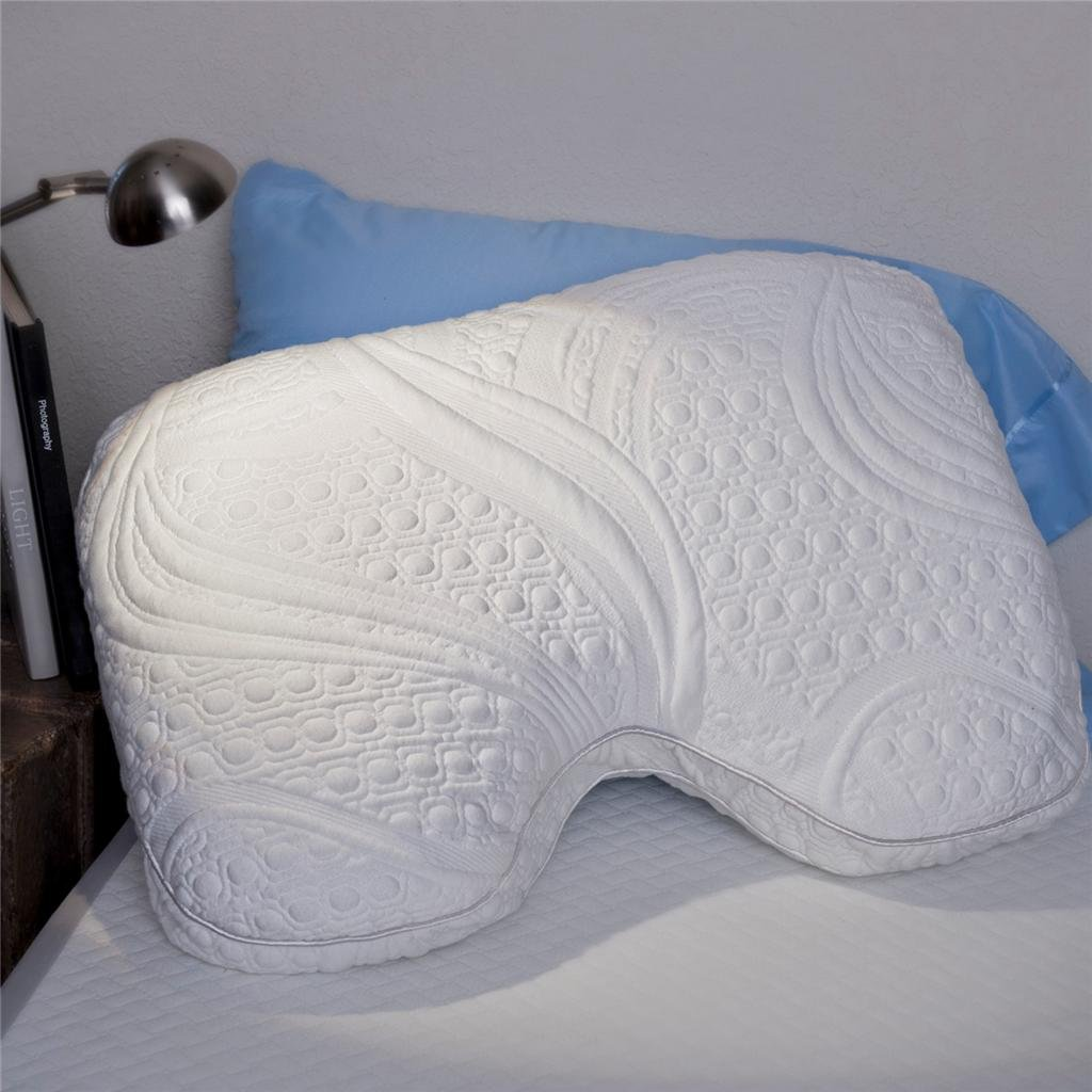 night therapy memory foam pillow review