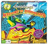 Ideal Goosebumps Welcome to Horrorland Board Game