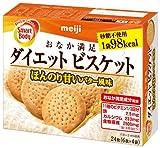 スマートボディダイエットビスケット ほんのり甘いバター風味 6枚×4袋