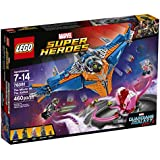 LEGO Super Heroes The Milano Vs. The Abilisk 76081 Building Kit (460 Pieces)