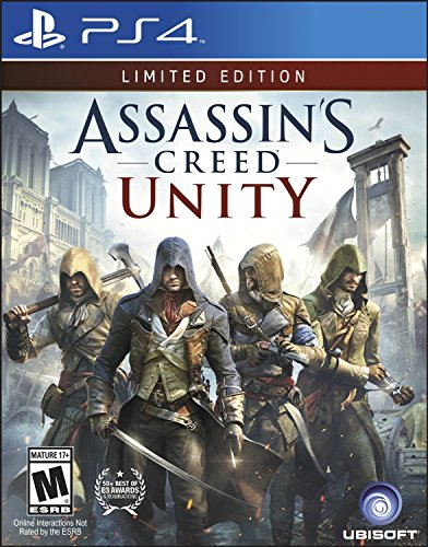 Assassin's Creed Unity - Limited Edition (PS4)