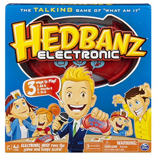 Spin Master Games - Hedbanz Electronic
