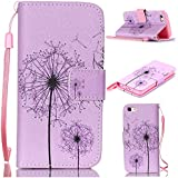 6S Plus Case,iPhone 6S Plus Case,With Strap Wristlet Slim PU Leather Case Wallet Cases Magnetic Closure Case For...