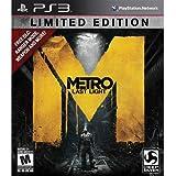 Metro: Last Light Limited Edition - PlayStation 3
