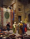Artifact Puzzles - Jean Leon Gerome the Carpet Merchant