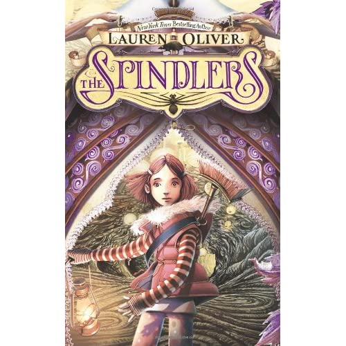 The Spindlers Lauren Oliver