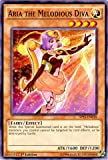Yu-Gi-Oh! - Aria the Melodious Diva (SP15-EN018) - Star Pack ARC-V - 1st Edition - Common