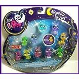 Littlest Pet Shop Moonlite Fairies Moonglow Friends
