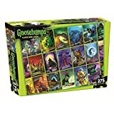 Goosebumps Classic Covers 275 Piece Puzzle by Outset Media by Outset Media
