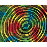 Scratch-Art Art And Craft Multicolor Fingerpaint Paper
