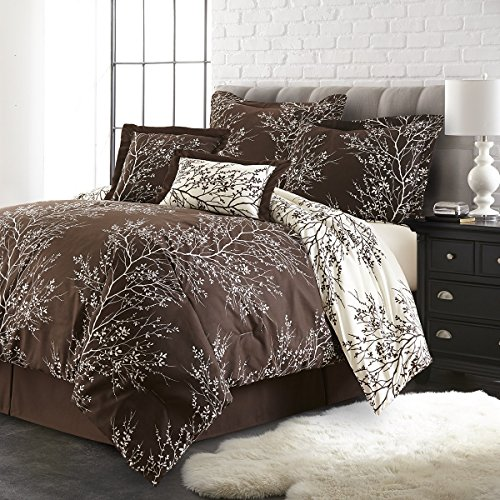 Spirit Linen Hotel 5th Ave 6 Piece Foliage Collection