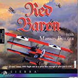 Red Baron with Mission Builder (Jewel Case)