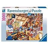 Ravensburger 192724 1000 Pieces  Gramdma's Attic
