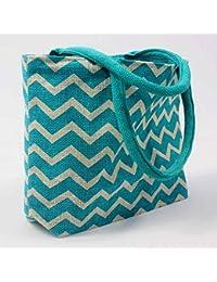 Luk Luck's Trendy Hand Bag - Blue