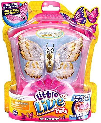 Little Live Pets Pets Butterfly Angelic Wings