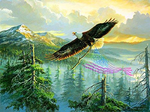 American Splendor, A 1000 Piece Jigsaw Puzzle By SunsOut