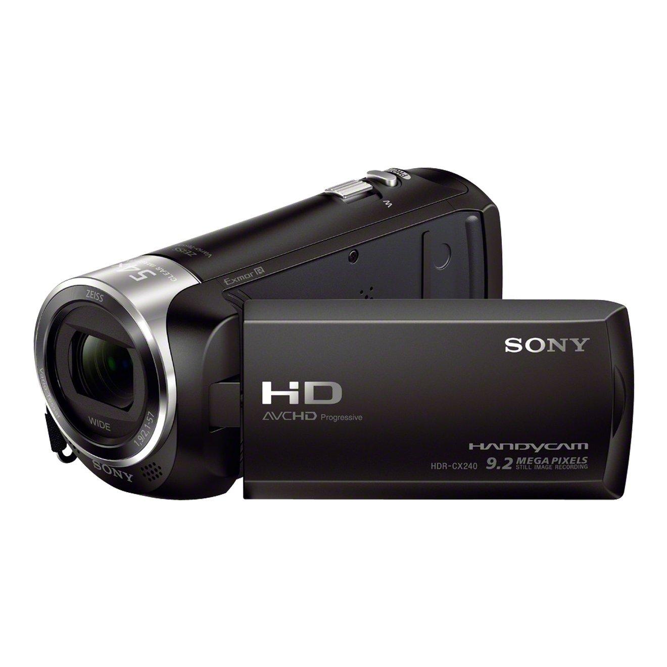 Landschap afbeelding Videokamera