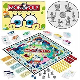 Click to order Spongebob Monopoly from Amazon!