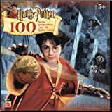 Harry Potter 100 Piece Puzzle - Quidditch Golden Snitch