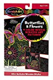 Melissa & Doug Color Reveal Pictures - Butterflies and Flowers