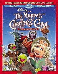 The Muppet Christmas Carol (20th Anniversary Edition) [Blu-ray]