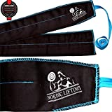 Ripcords Resistance Exercise Bands: Blue Ripcord (Very Heavy Tension)