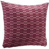 "Harilla Designer Jacquard 2 Piece Filled Polyester Cushion Set - 16"" X 16"", Pink"