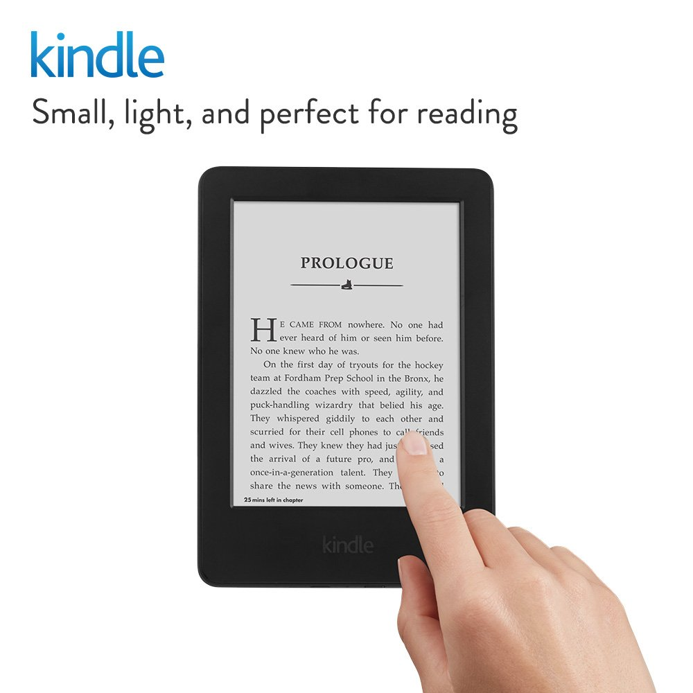 Amazon Kindle and Fire Tablet.