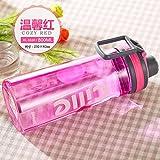 Satyam Kraft Celli Trendy Sports Water Bottle - 800 ML
