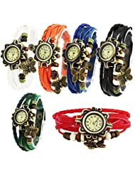 Gifts Online Set Of 6 Stylish Watchbands.A Perfect Birthday Return Gift For Girls.
