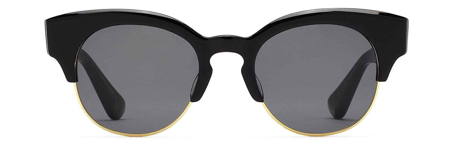 a5bb6337a5f Details about Dita Liberty 22026A Black - 18K Gold with Dark Gray Lens