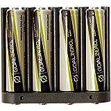 Goal Zero Piles LR03 Lot de 4 piles rechargeables pour guide 10+ mixte adulte Gris