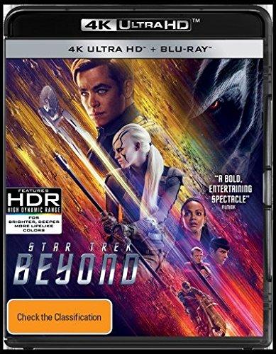 Star Trek Beyond [4K UHD + Blu-ray] [NON-USA Format / Region B Import - Australia]