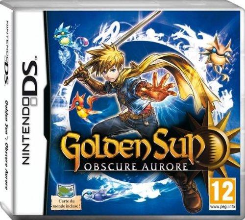 NINTENDO Golden Sun - Obscure Aurore [DS]