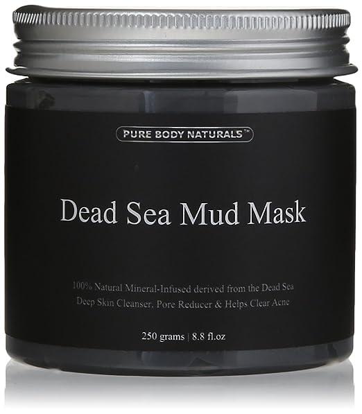 Dead Sea Mud Mask, 250g/ 8.8 f...