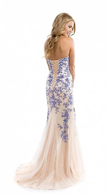 Prom Dress Deals: Miranda Blue...