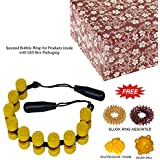 Acupressure N Magnetic (GIFT BOX PACKAGING) Magic Massager For Whole Body Care With 9 Benefits (Head Pain-Neck...