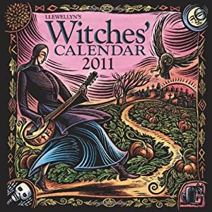 Book Review: The Witches' Almanac Issue 35