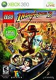 LEGO Indiana Jones 2 The Adventure Continues(XBOX360 輸入版 北米版)日本版XBOX360動作可