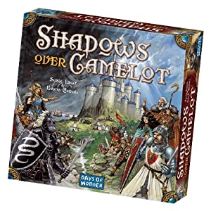 Click to buy Shadows Over Camelot Board Game from Amazon!