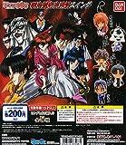 Bandai Rurouni Kenshin Swing Set of 5