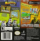 2 in 1: Madagascar: Operation Penguin / Shrek 2