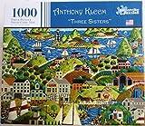 THREE SISTERS jigsaw puzzle Anthony Kleem 1000 piece