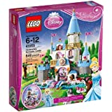 2014 LEGO DISNEY Princess CINDERELLA LOT OF 2:SET #41053 Cinderella's Dream Carriage & SET #41055 Cinderella's...