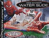 Spider-Man 3 Web Shower Water Slide 16' Long