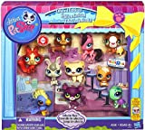 Littlest Pet Shop Limited Edition Collector's 10-Pack [Horse, Panther, Dachsund, Cockatoo, Guinea Pig, Hamster, Turtle, Fox, Bear & Bunny]