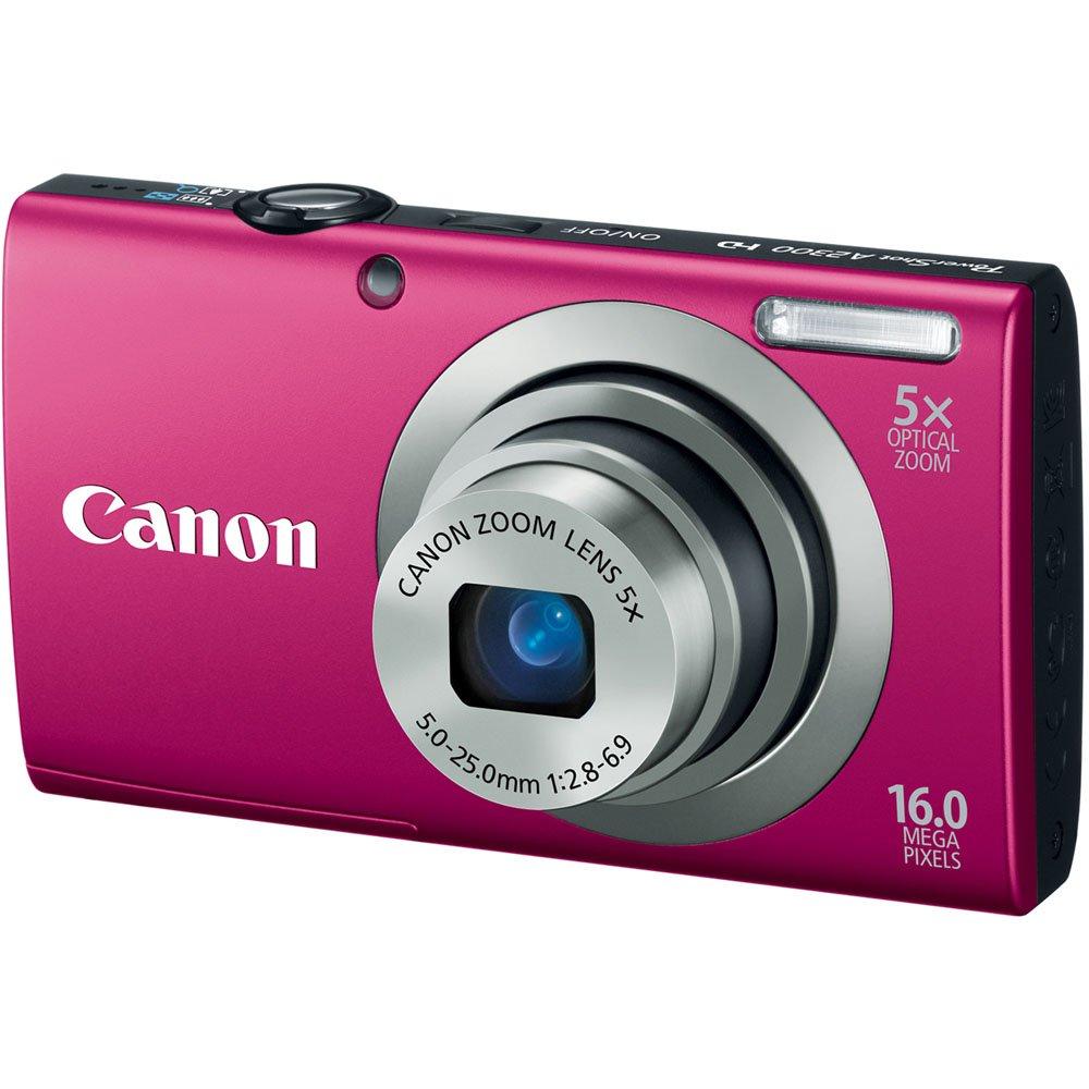 Amazon: Canon PowerShot A2300.